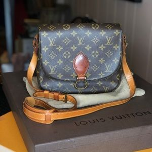 Authentic Vintage LV Saint Cloud GM